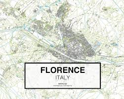 Map Of Florence Italy Florence Dwg Mapacad