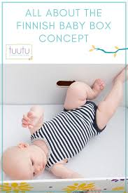 what is the finnish baby box concept the nursery collective