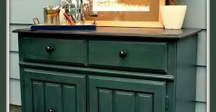 two toned painted buffet bar makeover hometalk
