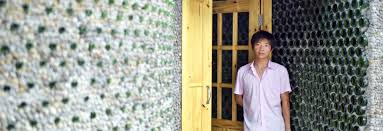 aspiring chinese architect built his office out of 8 500 recycled