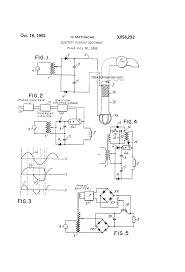 patent us3058252 electric fishing equipment google patents drawing