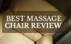 best massage chair reviews human touch vs osaki etc
