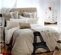 paris duvet covers romantic hearts bedding twin full queen duvet