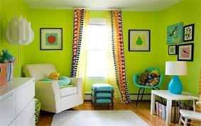 Nursery Emphasize   Colorful Decorating Ideas Interior Design - Nursery interior design ideas