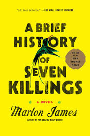 a brief history of seven killings by marlon