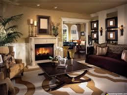 Wohnzimmer Und K He Ideen Natürliche Farbgestaltung In Erdtönen Wohnzimmer In Braun Grün