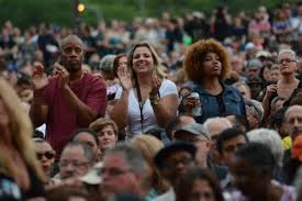 the complete schedule for the 2017 blues festival concert