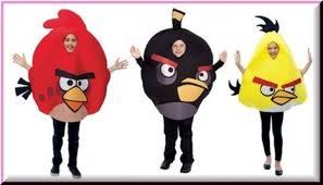 Angry Birds Halloween Costume Halloween Costumes Ideas 2014 Scoop
