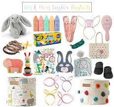 ideas for easter baskets for toddlers easter basket ideas really risa