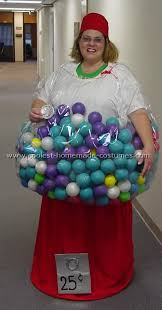 Unique Halloween Costumes For Adults Best 25 Gumball Costume Ideas On Pinterest Gumball Machine