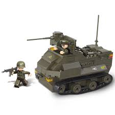 amphibious vehicle military sluban military blocks army toy amphibious armored car fits lego