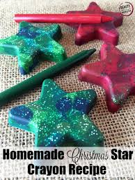 homemade star shaped glitter crayons beauty through imperfection