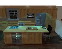 Kitchen Cabinet Layouts Design by Kitchen Cabinet Software