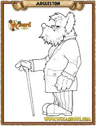 wizard101 coloring pages virtren com