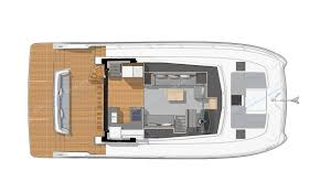 Catamaran Floor Plans My 44 Fountaine Pajot Motor Yachts My 44 Catamaran Motor Boat On