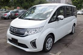 honda car singapore honda stepwagon car information singapore sgcarmart