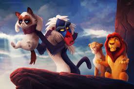 Rafiki Meme - rafiki raises the future king of the pride lands to the animal
