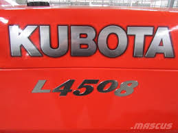 used kubota l4508 tractors year 2012 price 9 700 for sale