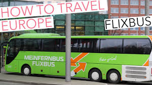 Travel europe cheap ways to get around by bus by plane or by