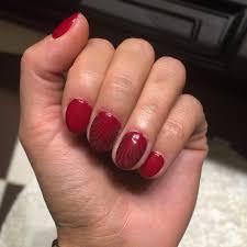 20 cute and elegant short acrylic nail designs ideas design