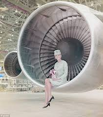 a look at the fabulous uniforms of more than 80 years of qantas