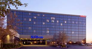 hotels near power and light district hilton kansas city hotel near kci airport