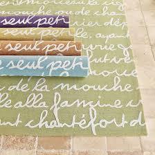 Le Poeme Indoor Outdoor Rug Le Poeme Ii Indoor Outdoor Rug Ballard Designs
