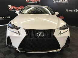 lexus white used used 2017 lexus is 350 4 door car in edmonton ab bl2413