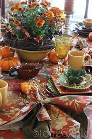 85 expensive to inexpensive thanksgiving table decoration ideas