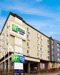 Comfort Suites Seattle Airport Holiday Inn Seattle Sea Tac Airpo Seatac Wa Booking Com