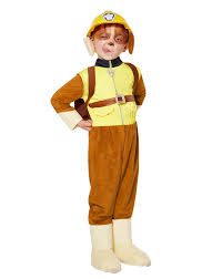 spirit halloween opening date amazon com spirit halloween toddler rubble costume deluxe paw