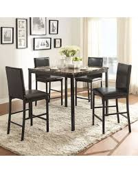bargains 20 off homevance catania 5 piece dining table and