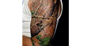 tattoo camo before and after the internet s 30 best hunting tattoos tattoo camo tattoo and