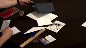Meeting Invitation Card How To Make A Tract Holder Also Meeting Invitation And Business