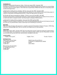 Free Resume Templates For Students College Student Resume Templates Sample High Student