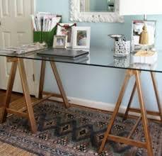 Door Desk Diy How To Make A Diy Standing Desk Door Table For 50