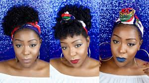 Happy Haitian Flag Day Haitian Flag Day Hair Tutorial U0026 Lip Combos Youtube