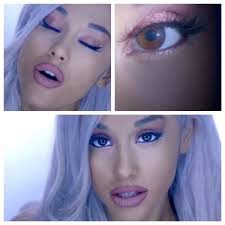 ariana grande focus video makeup i m in love with this make