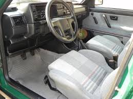 volkswagen syncro interior find of the day 1990 volkswagen golf country syncro vwvortex
