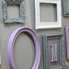 Purple Nursery Wall Decor Baby Wall Letters Decor Baby Nursery Decor Wall Letter Monogram