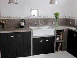 cuisine en beton le béton ciré dans la cuisine par miralavandier