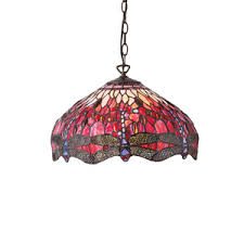Red Ceiling Lights by Tiffany Ceiling Lights Buy Uk Tiffany Stained Glass Pendant Lamps