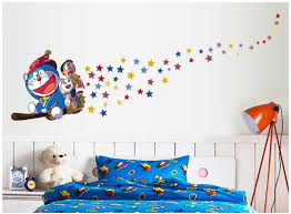 Wall Stickers Cats Wall Stickers Doraemon