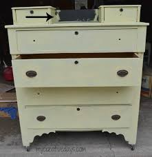 shabby chic dresser makeover guest post u2013 country chic paint