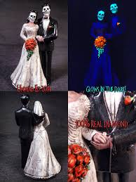 day of the dead wedding cake topper day of the dead wedding cake topper 1 by undead on deviantart