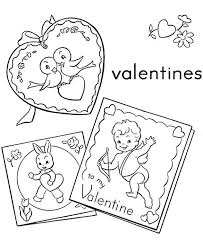 lovely valentines day coloring pages valentine coloring pages of