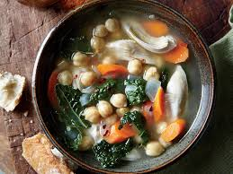 Comfort Food Soup Recipes Comforting Chicken Soup Recipes Cooking Light