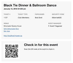 tickets managing your orders and attendees the events calendar