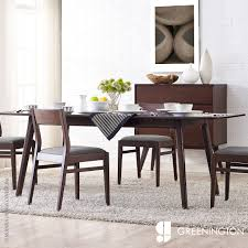 laurel extendable dining table greenington metropolitandecor
