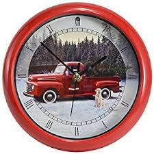 ford truck carol clock plays 12